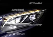 Mercedes sfida Audi e BMW: «Niente laser, puntiamo tutto sui led»