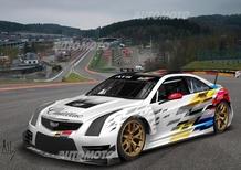 Cadillac ATS-V.R: la belva da 600 CV per i Campionati GT3