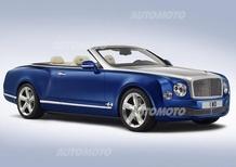 Bentley Grand Convertible concept: potrebbe nascere per davvero