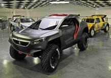Peugeot alla Dakar 2015. I retroscena del vertice segreto di Sochaux