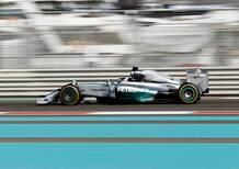 Formula 1 Abu Dhabi 2014: Hamilton mette in chiaro le cose nelle libere