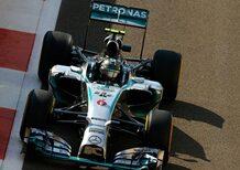 Formula 1 Abu Dhabi 2014: Rosberg strappa la pole. La sfida con Hamilton si infiamma