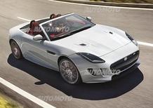 Jaguar accontenta i puristi: la F-Type ora anche con cambio manuale