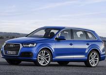 Nuova Audi Q7: perde 325 kg e guadagna una versione plug-in hybrid