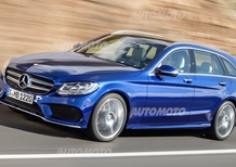 Mercedes C 220 BlueTEC Automatic Station Wagon