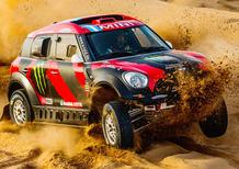 Mini All4 Racing: l'arma per la Dakar 2015. Ma cosa rimane della Countryman?