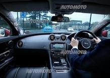 """Jaguar - Land Rover: con la vista a 360° """"spariscono"""" i montanti"""
