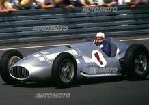 Le Mercedes da corsa: bentornate Frecce d'Argento!