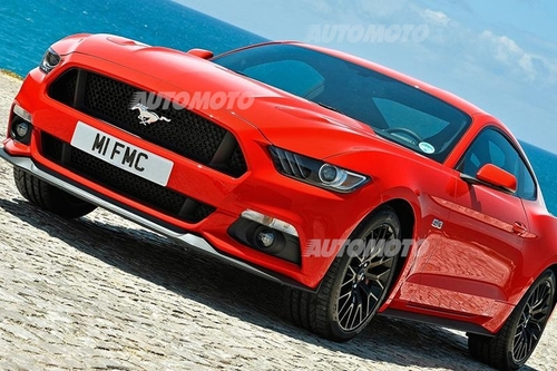 Nuova Ford Mustang GT