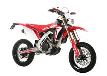 Honda CRF 450 RX Supermoto