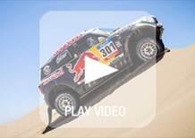 Dakar 2015, Auto: il video-racconto della Tappa Marathon