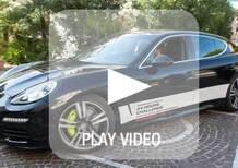 27 km/l con 416 CV? Possibile, con la Porsche Panamera S E-Hybrid