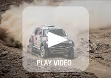 Dakar 2015, Tappa 9: i video highlights di Auto e Camion