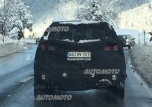 Nuova Opel Antara: beccato il muletto! Nascerà sulla base della Buick Envision