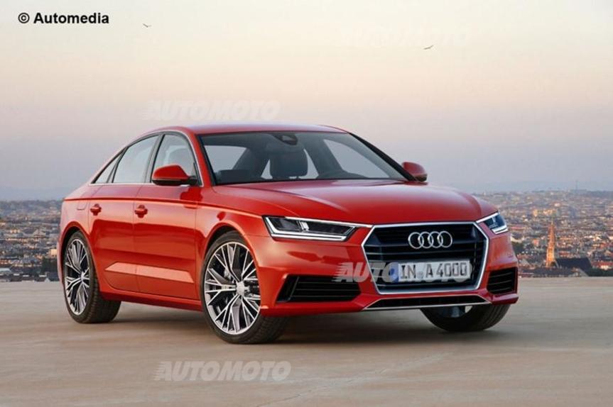 Nuova Audi A4 In Arrivo Ecco Come Ce La Siamo Immaginata