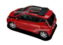 Toyota Aygo: ecco la Cabrio