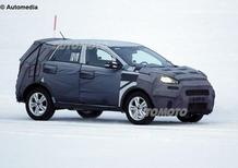 Kia Niro: il futuro SUV compatto è già su strada