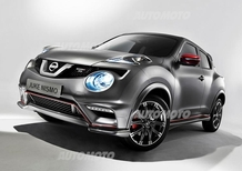Nissan Juke Nismo RS: i prezzi del SUV tutto pepe