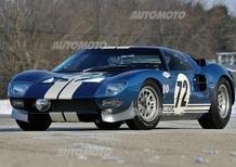 Ford: il mitico V8 bialbero della GT 40 che si mangiava le Ferrari