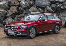 Mercedes Classe E All Terrain: in primavera arriva in Italia