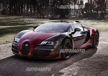 Bugatti Veyron La Finale, a Ginevra insieme al primo esemplare
