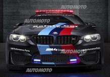 Motori con iniezione ad acqua: dagli aerei alla BMW M4 Safety Car