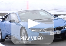 BMW xDrive, dalla Serie 1 alla i8. La video-prova