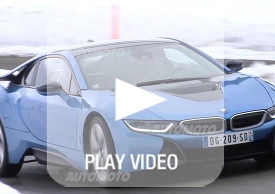 BMW xDrive, dalla Serie 1 alla i8. La video-prova