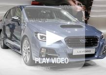 Subaru al Salone di Ginevra 2015