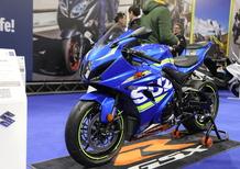 Motor Bike Expo 2017. Tutte le novità Suzuki 2017, special e show bike
