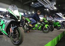 Kawasaki presente al Motor Bike Expo con le novità 2017
