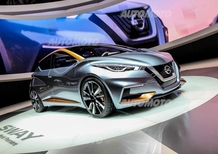 Nissan al Salone di Ginevra 2015