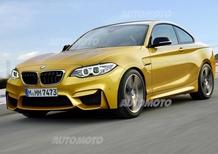 BMW M2: la piccola furia tedesca sta arrivando