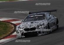 BMW M6 GT3: primi test per l'erede della Z4