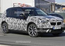 BMW X1: ecco le foto spia della seconda generazione