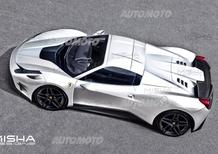 Ferrari 458 by Misha Designs: FXX K inspired