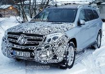 Mercedes GLS: si chiamerà così il restyling della GL
