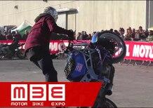 Motor Bike Expo: gli spettacoli nell'area esterna