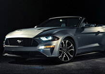 Ford Mustang Cabrio, ecco il restyling