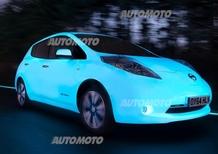 Nissan Leaf: affidabilità da record per le batterie