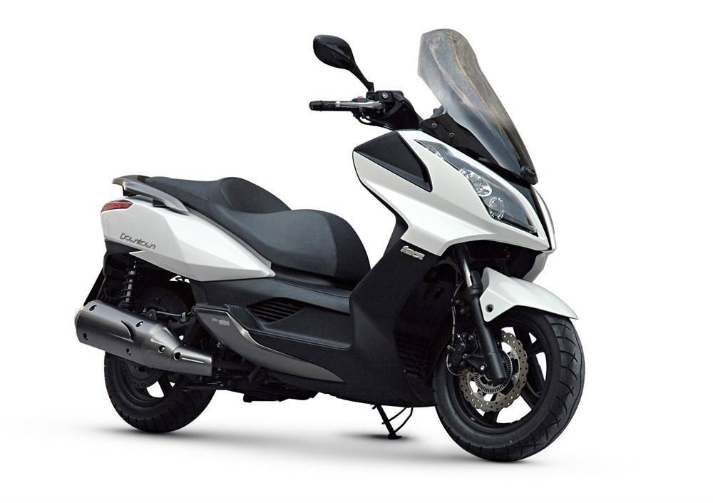 Kymco Downtown 125i ABS E4 (2016 - 19)