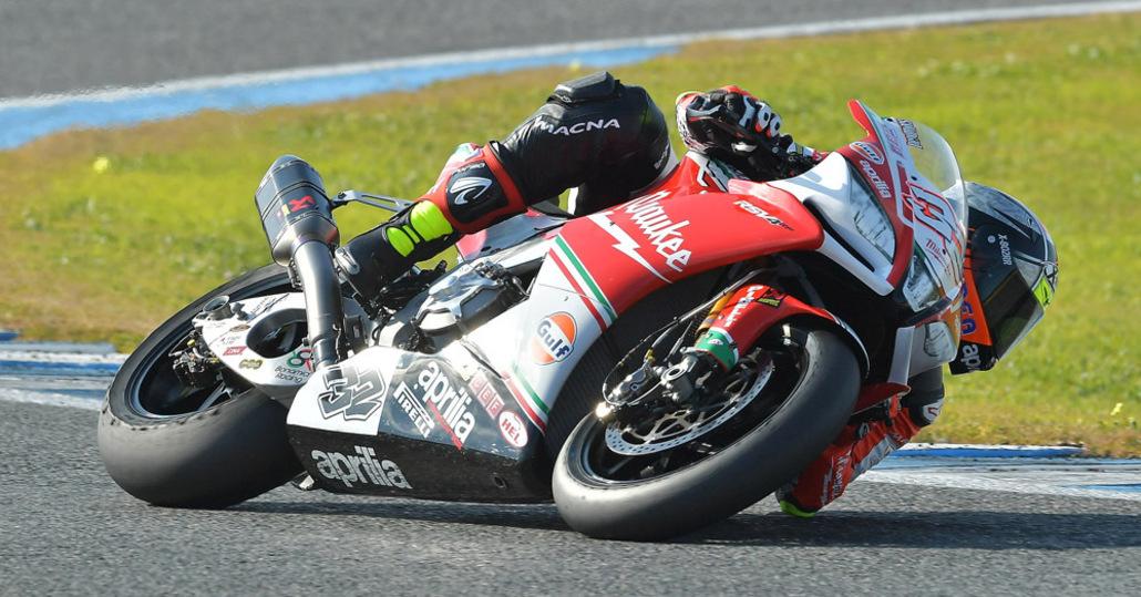 SBK 2017. Rea è il più veloce nei test di Jerez