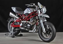 CR&S crea la Vun stile motard: la Exposisiùn