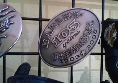 Fibbia originale Harley-Davidson - Annuncio 6678649