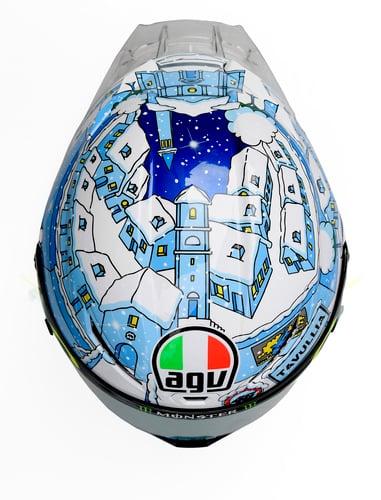 Test nella palla di neve per Rossi (4)
