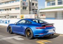 Porsche 911 GTS restyling 2017, il giusto mezzo [Video primo test]