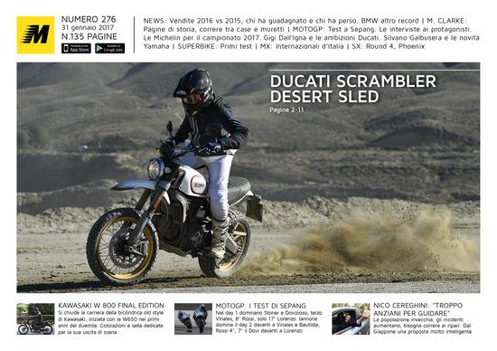 Magazine n°276, scarica e leggi il meglio di Moto.it