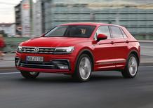 VW Tiguan coupé: la immaginiamo così [Rendering]