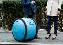 Piaggio Gita, il drone che sostituisce il trolley [Video]