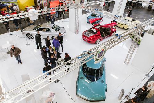 Automotoretrò e Automotoracing: dall'epoca al drifting, tutti al Lingotto Fiere di Torino! (5)